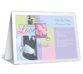 Meaning of Marriage greeting card
