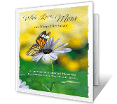 Mother Is a Blessing greeting card