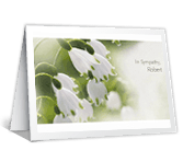 Others Share Your Loss greeting card