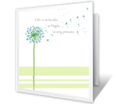 Our Refuge and Strength greeting card