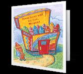 Preschool Fun greeting card