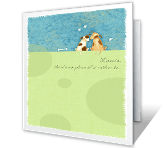 No Place I'd Rather Be Anniversary Printable Cards