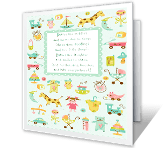 Congratulations Baby Printable Cards