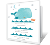 New Baby Boy Baby Printable Cards