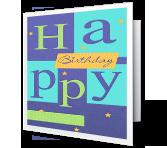 A Million Birthday Joys Birthday Printable Cards