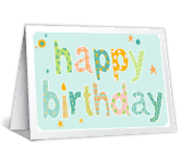 All That You Hope For... Birthday Printable Cards