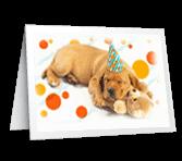 Birthday Dreams Birthday Printable Cards