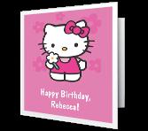 Bright, Happy Day Birthday Printable Cards