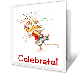 Filled with All the Fun Birthday Printable Cards
