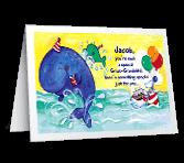 Great-Grandchild Birthday Printable Cards