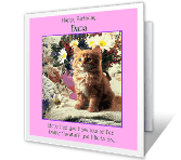 Hope Your Day Is... Birthday Printable Cards