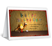 Lots of Happy Birthday Printable Cards