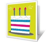 Make A Wish Birthday Printable Cards