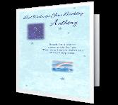Reach for a Star Birthday Printable Cards
