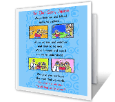 Remarkable Son Birthday Printable Cards