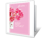 Very Special Grandma Birthday Printable Cards