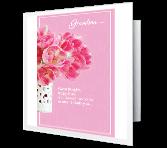 Very Special Grandma Birthday Printable Cards