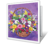 Wonderful Grandma Birthday Printable Cards