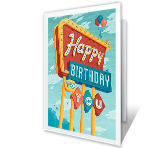 Your Best Birthday Birthday Printable Cards