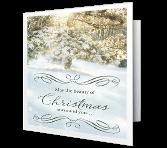Beauty of Christmas Christmas Printable Cards