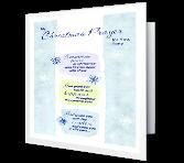 Christmas Prayer Christmas Printable Cards