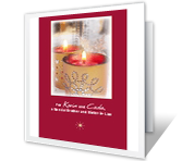 For a Special Brother and Sister-in-Law Christmas Printable Cards