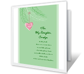 Love for Daughter Christmas Printable Cards