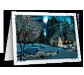 Magic of Christmas Christmas Printable Cards