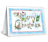Merry Christmas Christmas Printable Cards