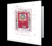 To a Beautiful Niece Christmas Printable Cards