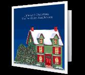 To Great Neighbors Christmas Printable Cards
