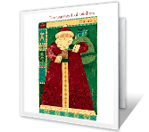 Warmest Wishes Christmas Printable Cards
