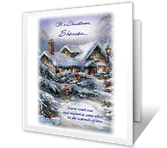 Warmest Wishes to You Christmas Printable Cards