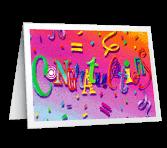 Congratulations Congratulations Printable Cards
