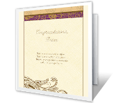 So Happy for You! Congratulations Printable Cards