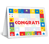 You Did It! Congratulations Printable Cards