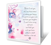 Since I Met You Dating & Love Printable Cards