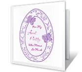 Aunts Like You Easter Printable Cards