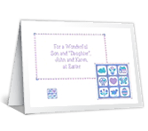 Love to Both of You Easter Printable Cards