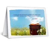 Miracle of Resurrection Easter Printable Cards