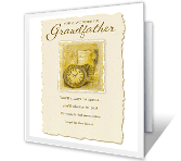Kept in the Heart Father's Day Printable Cards