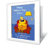 Perfect in Every Way Father's Day Printable Cards