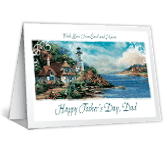 Thank You, Dad Father's Day Printable Cards