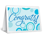 Congrats, Graduate Graduation Printable Cards