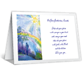 Step into Your Future Holidays Printable Cards