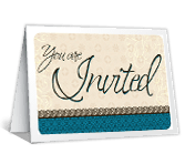 You Are Invited Just Because Printable Cards