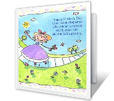 For a Special Aunt Mother's Day Printable Cards