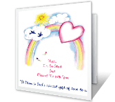 Gift from God Mother's Day Printable Cards