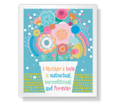 A Mother's Love Quote Mother's Day Poems & Quotes Printable Cards