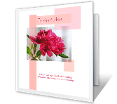 To a Dear Aunt Mother's Day Printable Cards
